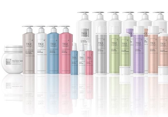 tigi copyright products